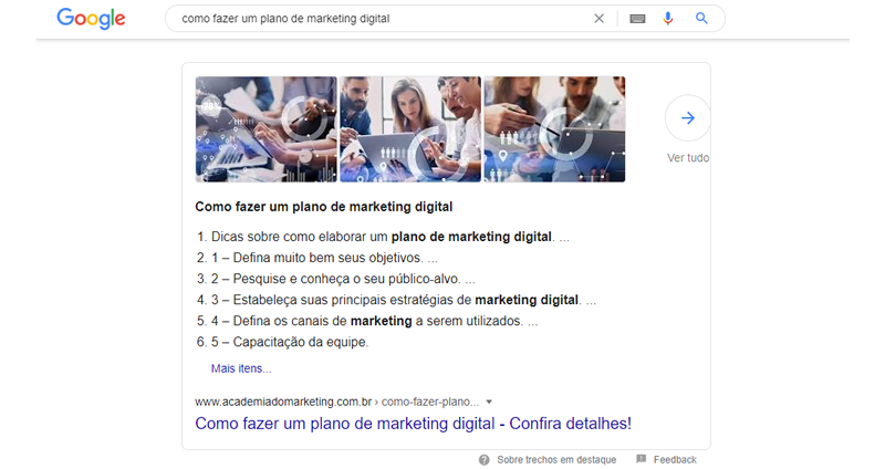 O que é SEO On Serp
